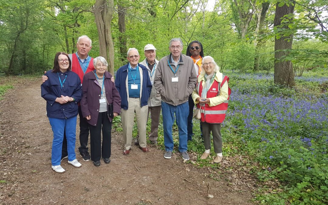 Out & About Volunteers