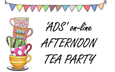 'ADS' Online Afternoon Tea Party