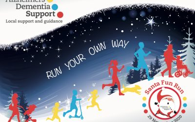 'Virtual' Santa Fun Run 2020